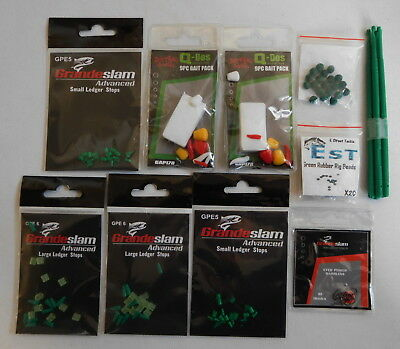 Terminal Fishing Tackle Q-Dos Imitation Bait Ledger Stops Rig Beads Disgorgers