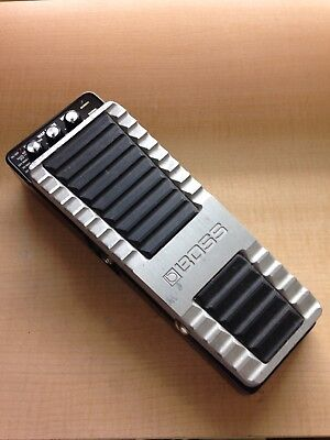 Boss PW-10 (V-Wah) Guitar Effects Pedal