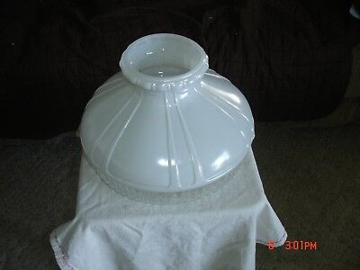 Vintage Antique Aladdin Lamp Light Shade Oil Kerosene