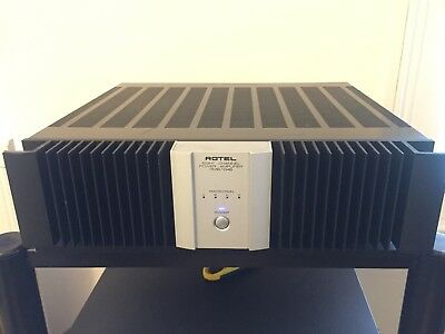 Rotel RMB-1048 8 Channel Stereo Power Amplifier
