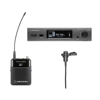 Audio-Technica ATW-3211/831EE1 Wireless Microphone System AT831cH Lavalier Mic