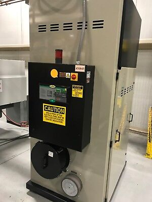 2010 model Conair W600 Plastic Resin Dryer Drier Great Cond. Injection Molding