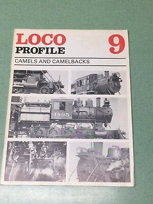 Loco Profile #9 Camels and Camelbacks book