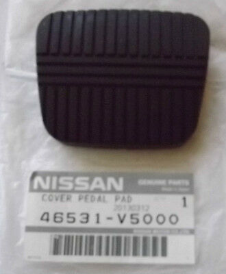 Nissan Patrol Gq Y60 Clutch Or Brake Pedal Pad Cover Pad  New Genuine
