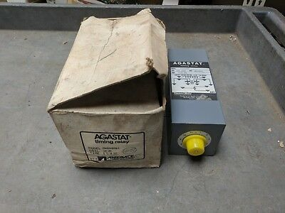 Agastat 7022ADH6T Timing Relay