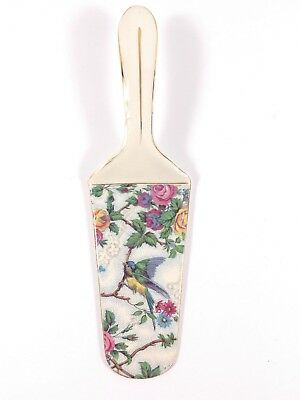 Royal Tudor Ware Barker Bros LTD England Lorna Done Pie Cake Server Only