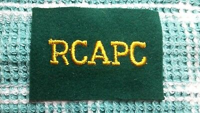 4 Th Div Patch    Rcapc     Wwii
