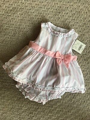 Janie and Jack Dress, NWT 6-12 Months