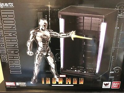 Bandai Tamashii S.H Figuarts Iron Man Mark 2 II NO HALL OF ARMOR