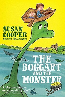 The Boggart and the Monster (Boggart Series, Bk. 2)