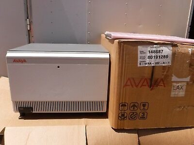 New In Box Old Stock Avaya Sd-67152-02 Definity Communications Server Chassis