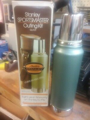 ALADDIN STANLEY THERMOS--SPORTSMASTER OUTING KIT--LOOKS NEW/box A-944C