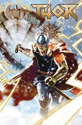 Thor #1 (Lgy #707) - 1St Print - Marvel - Bagged And Boarded. Free Uk P+P