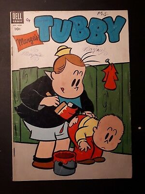 Marge's Tubby   # 7   (1954)     Comics