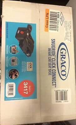 Graco SnugRide Infant Car Seat Base - Black, new, still in box never used