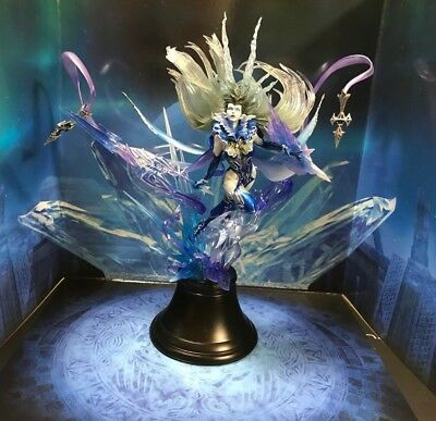 FINAL FANTASY XIV Meister Quality Figure Ice God Shiva Square Enix with code