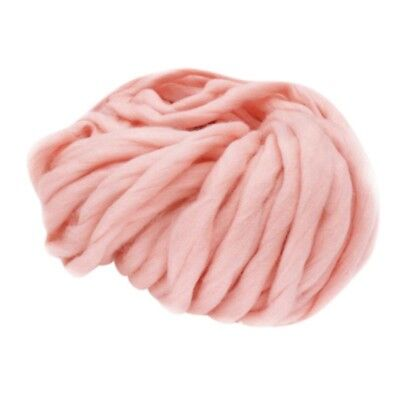 45M Chunky Wool Yarn Super Soft Bulky Arm Knitting Wool Roving Crocheting