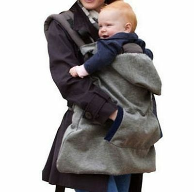 1x Newborn Baby Carrier Sling Warm Cover Cloak Blanket Mummy Hang Out Accs