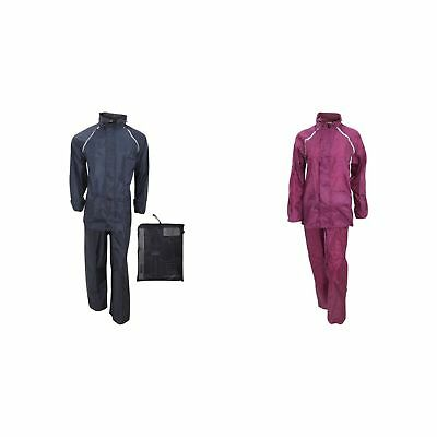 PROCLIMATE MENS WATERPROOF Rain Suit (Trousers And Jacket Set) (F343 ... efd52a472d522