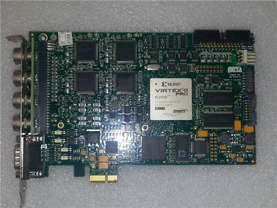 1pc Used DALSA capture card PCIe X1 OR-X1A0-QUAD0 tested