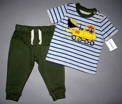 Baby boy clothes, 4T, Carter's Cute top with matching soft pants/CLEARANCE SALE!