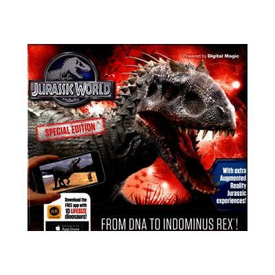 Jurassic World by Caroline Rowlands (author)