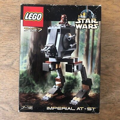 Lego Star Wars 30054 At St With Instructions 200 Picclick Uk
