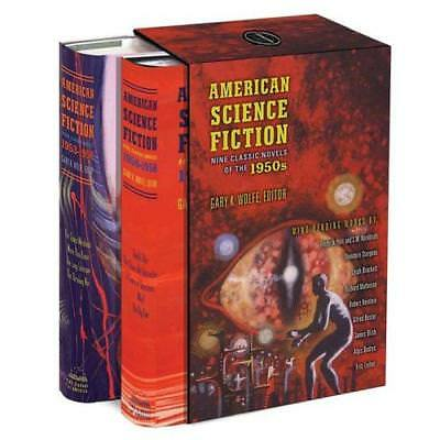 American Science Fiction: Nine Classic Novels of the 1950s by Various, Gary K...