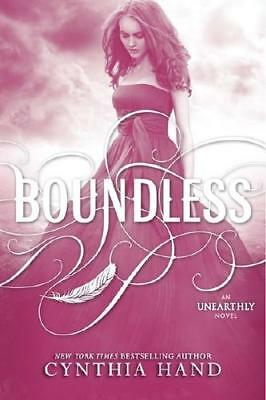 Boundless by Cynthia Hand (author)