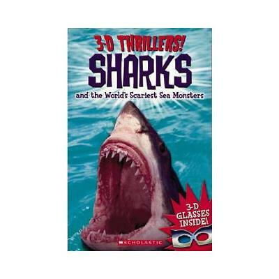 Sharks and the World's Scariest Sea Monsters by Chris Coode (author)