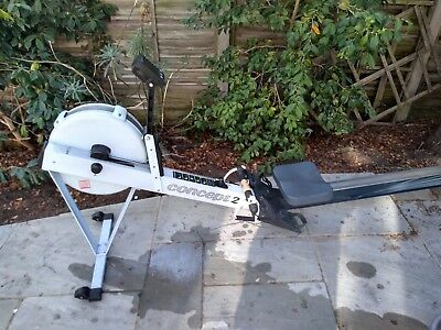 Concept 2 Model D Rowing Machine with PM3 Screen