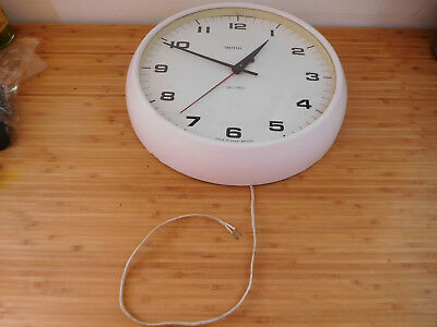 Original Vintage  Bakelite? Smiths Sectric  Wall Clock