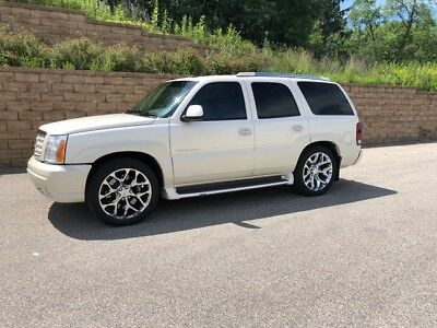 2004 Cadillac Escalade  upercharged.  Very Clean.