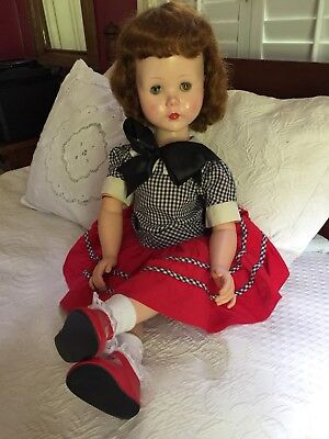 Vintage 1950s  Sweet Sue Doll walker 30""
