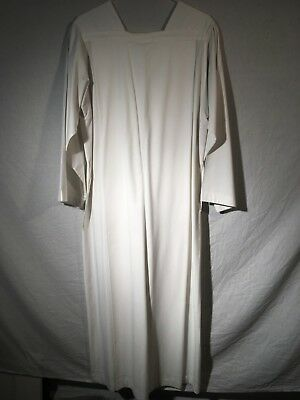 Barbiconi Pleated Roman Alb wrinkle-free (Traditional, Liturgy, Vestment, Mass)