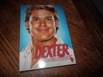 Dexter The Second Season (2) Opened, but Never Played