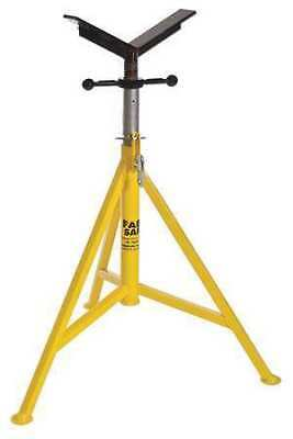 SUMNER 780395 V-Head Pipe Stand,24 In.