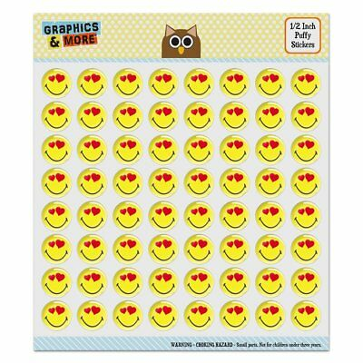 Smiley Heart Eyes Love Romantic Face Planner Calendar Scrapbooking Stickers