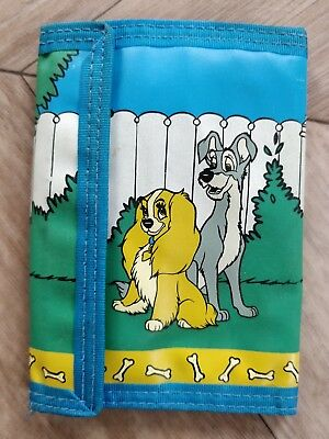 Lady and The Tramp Wallet 1996/1997