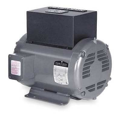 Phase Converter,Rotary,5 HP,208-240V PHASE-A-MATIC R-5