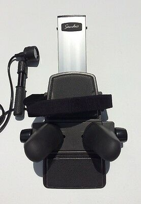 Saunders Cervical HomeTrac Traction Device Neck Spine Therapy w/ Case & Manual