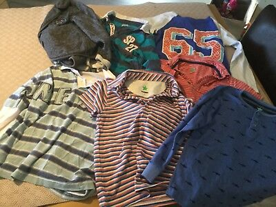 Boys Bundle Of Clothes 5-6 Years includes John Lewis boy Joblot