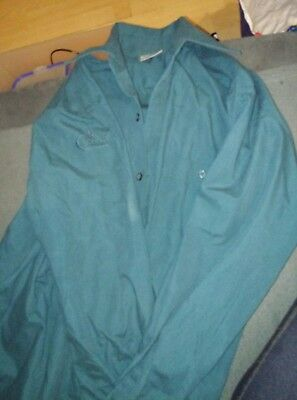 Scout uniform shirt - small adult size - used