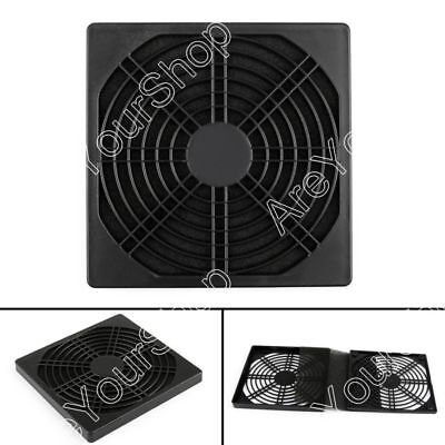 Dustproof 120mm Case Fan Dust Filter Guard Grill Protector Cover PC Computer UE