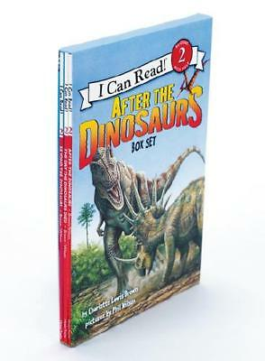 After the Dinosaurs Box Set by Charlotte Lewis Brown, Phil Wilson (illustrator)