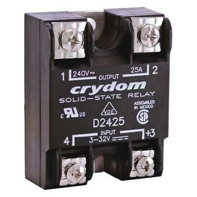 Solid State Relay,3 to 32VDC,50A CRYDOM D2450-B
