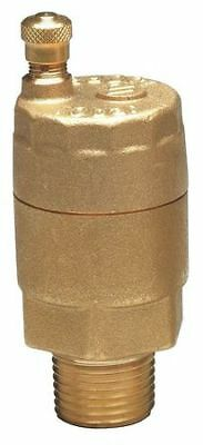 WATTS FV-4M1- 1 Automatic Air Vent Valve,1 In,Brass