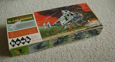 Vintage Model Helicopter    Kaman H-43B Huskie /  1/32 Scale