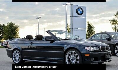 3-Series 330Ci 2006 BMW 330I CONVERTIBLE ZHP PERFORMANCE PACKAGE - NAVIGATION