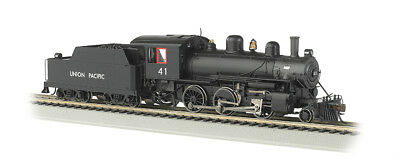 Bachmann 57805 HO Union Pacific Alco 2-6-0 w/EZ App Train Control Steam Locomoti